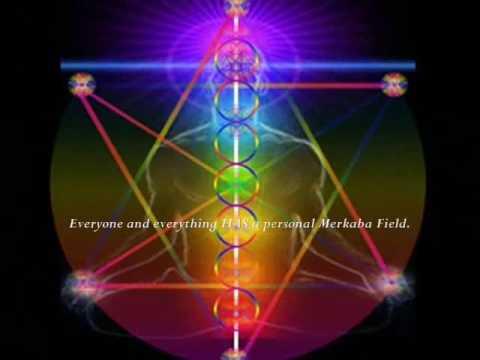Merkaba Gwiezdne Wrota | Piramida energetyczna