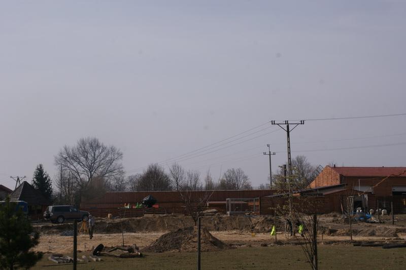 Namioty sferyczne kuliste Ø34m, Zoo Safari Borysew, Polska