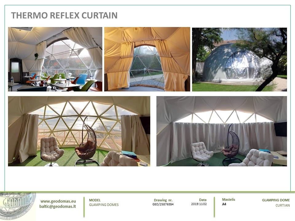 50m² Glamping Yoga Dome Ø8m   Hagal farm, Coomleagh, Ireland