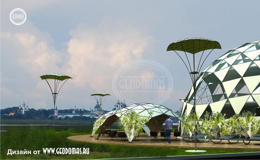 Golden Gates Motel Complex 2500m2 | Yaroslavl, Russia
