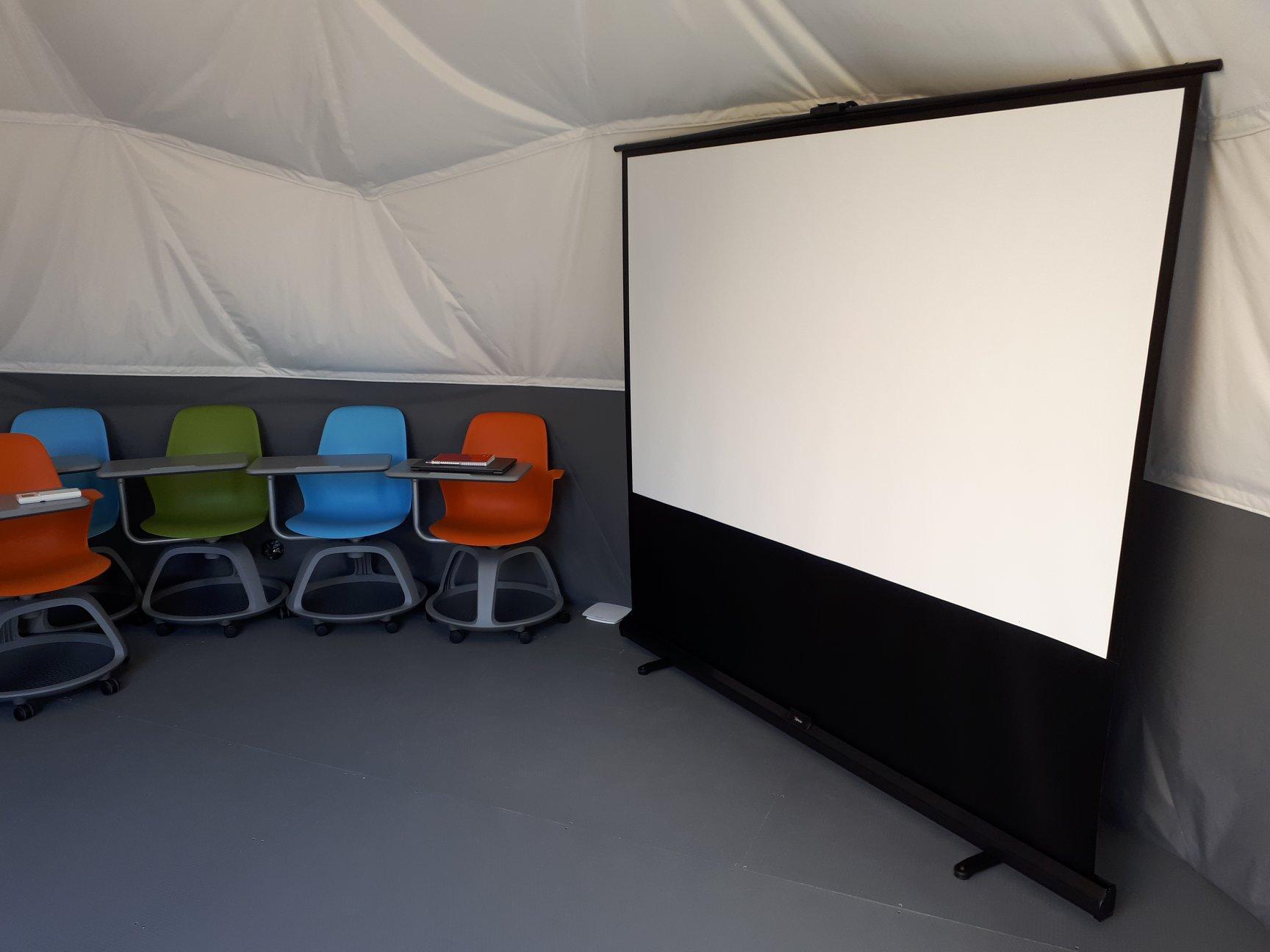 Sala szkoleniowo-konferencyjna całoroczna |  Ø6m F3 30m2