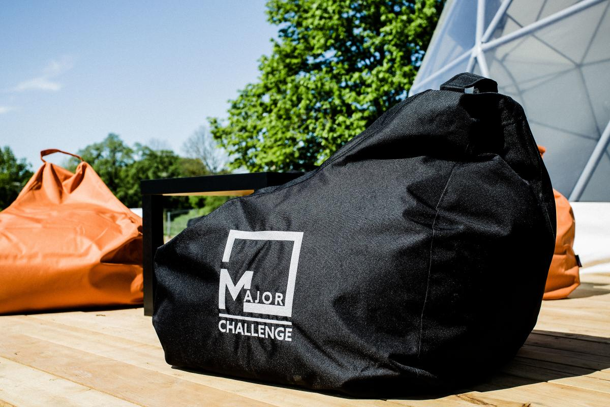 Ø11m F4 Dome 95m2 – Major Challenge Baggy Truck | Kaunas