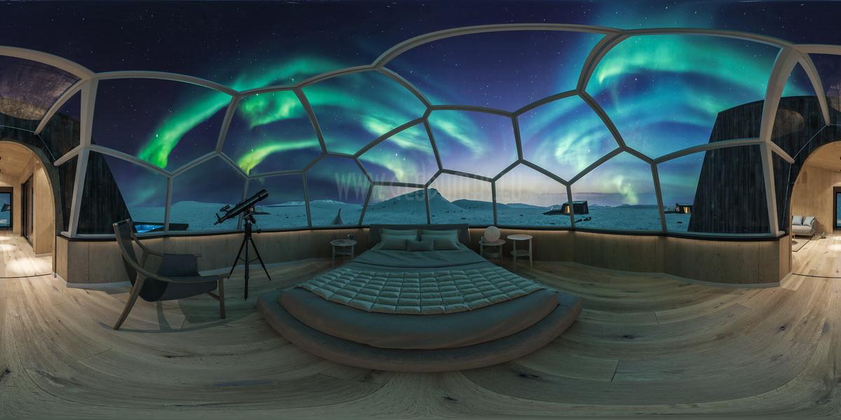 geodomas_arctic resort glamping 23