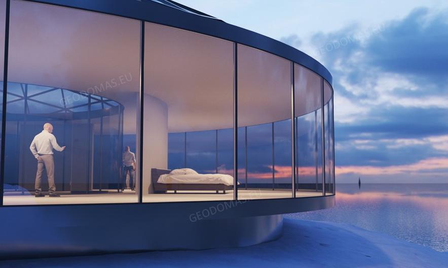Arctic Aurora SPA Resort   360° VR interactive Engineering